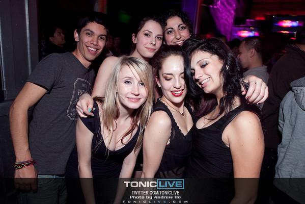 Tonic Fridays @ NV 3/16/2012