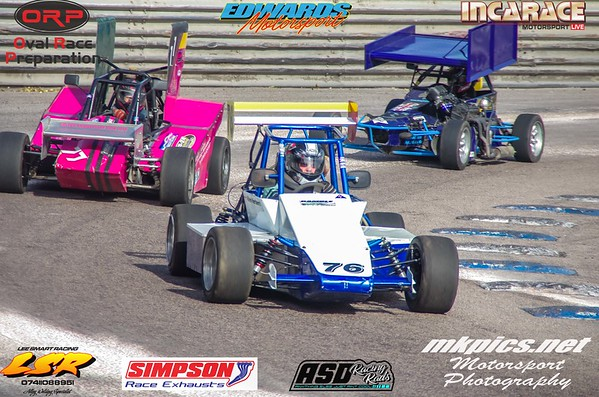 Grand Prix Midgets, Birmingham I Factor, 7 OCt