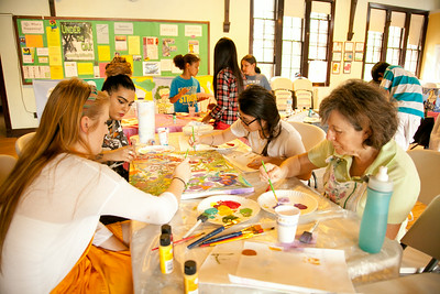 Art Camp with Sharon Silverman