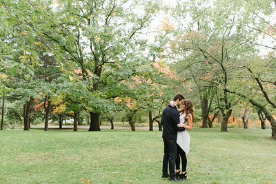 High Park: Anna and Sean