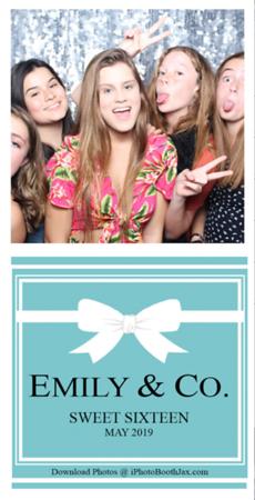Emily's Sweet Sixteen
