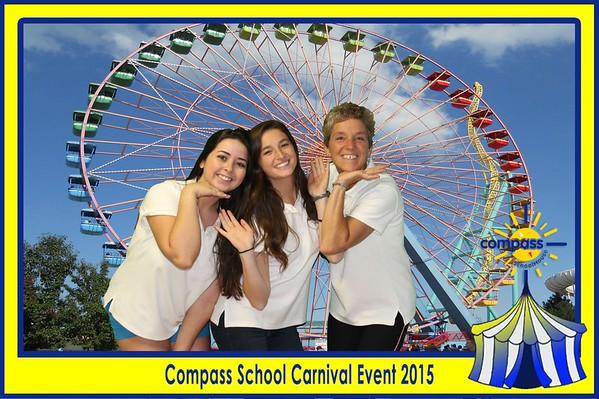 Compass School Carnival Event