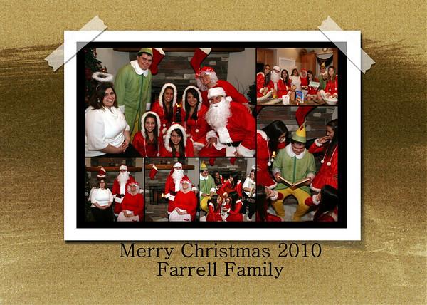 Farrel Family 2010