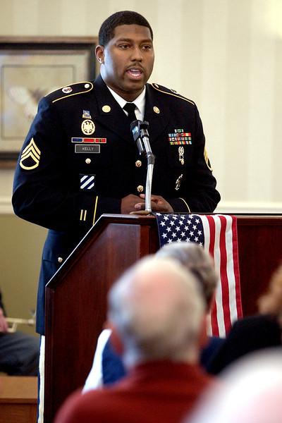 Veterans Day at Wesley Enhanced Living