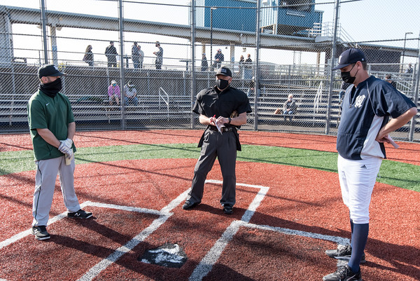2021 Varsity Baseball vs. Rex Putnam
