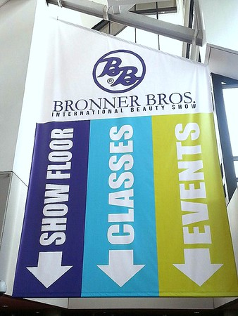 Bronner Brothers Mid-Winter Hair Show 2015