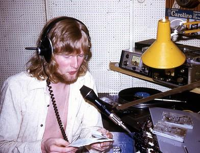 Radio Caroline 1974