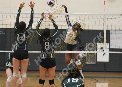 Mansfield - King Philip Volleyball 03-11-21