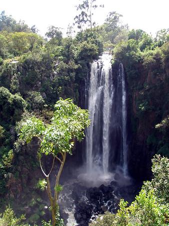 Nyahururu Falls