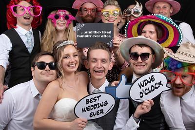 Megan & Tom Wedding