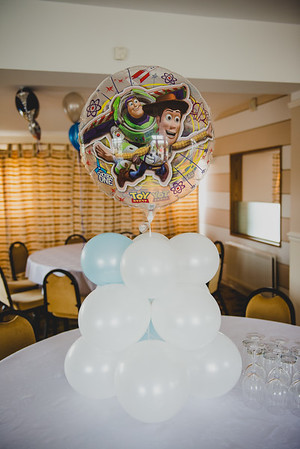 Ayan's Christening Party