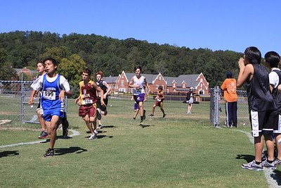 DMS & DLS Cross Country 2011