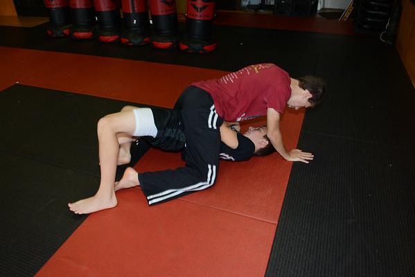 Self defense seminar 120614