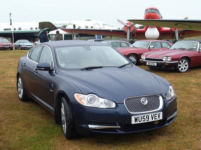 Classic Aircraft and Jaguars