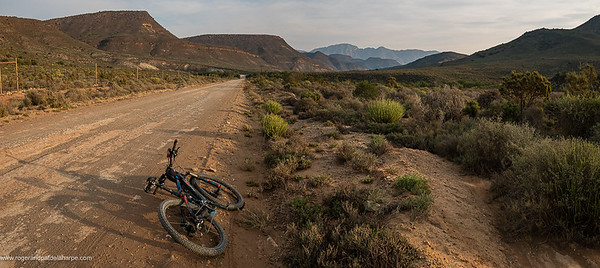 Jeep Track and Joubert's Pass Mountain Bike Ride, Montagu