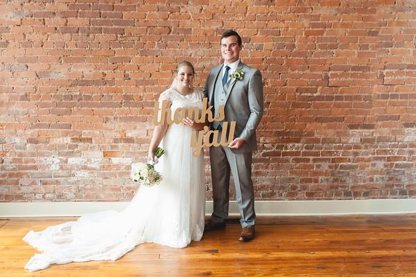 Bella + Nathan Wedding
