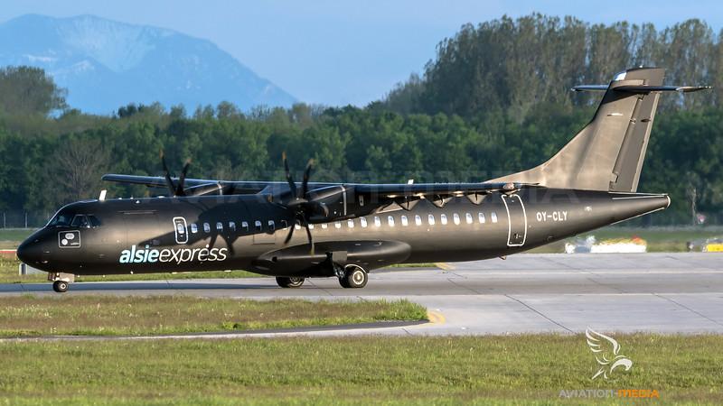 Alsie Express / ATR 72-500 / OY-CLY