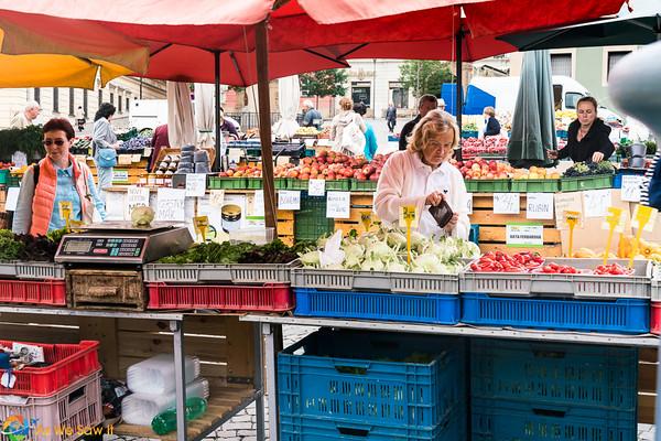 Zelny Trh, the Cabbage Market