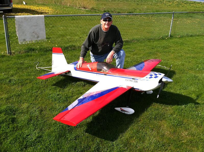 Mort and his Plane.jpg