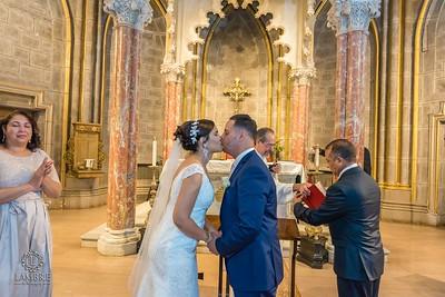 Mavely & Edwin wedding