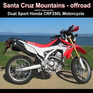 Santa Cruz Mountains - Offroad