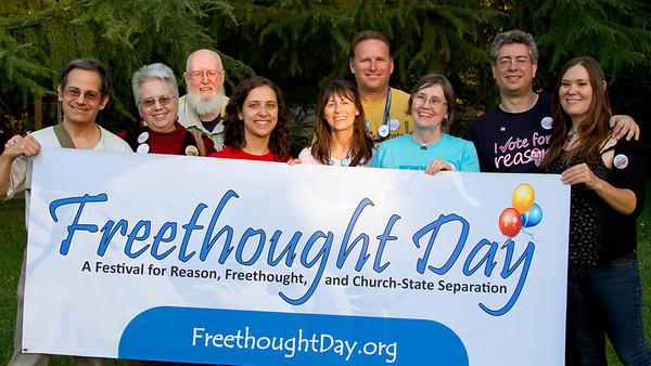 Sacramento Freethought Day 2012