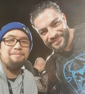 Roman Reigns - WWE Live Montreal Dec. 29, 2019
