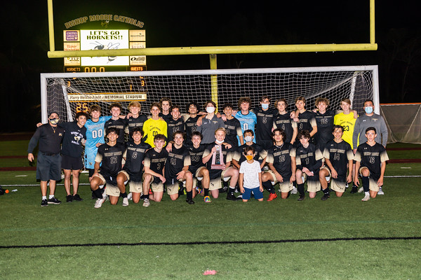 20210205 Boys Soccer District Title