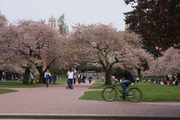 Univ of Washington April '09