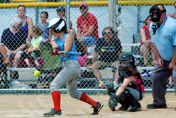 Softball; Tournament of Champions; Ellsworth vs Columbia; 6/29