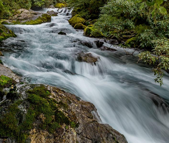 «Upper Gantry» im «Marian Creek»
