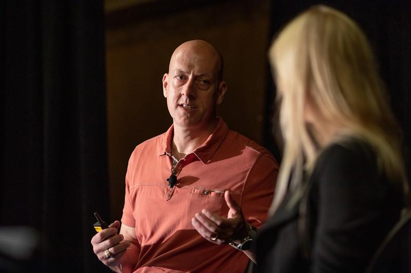 #VBTransform @VentureBeat  Mike Fisher, CTO, Etsy  Moderator: Lauren Kunze, CEO, PandoraBots