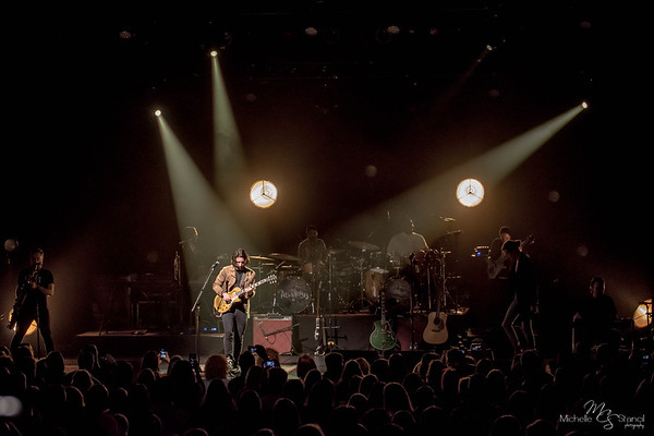 The Revivalists at the Saenger - Mobile 12.14.17