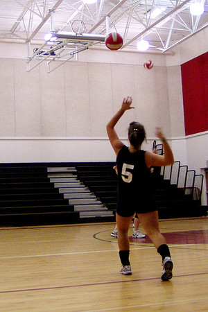 Jr. Girl's Volley Ball
