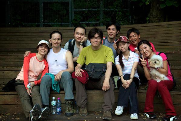 TianMu Trail 2010 (天母古道)