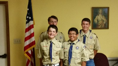 2015-08-16 Boy Scout Court of Honor