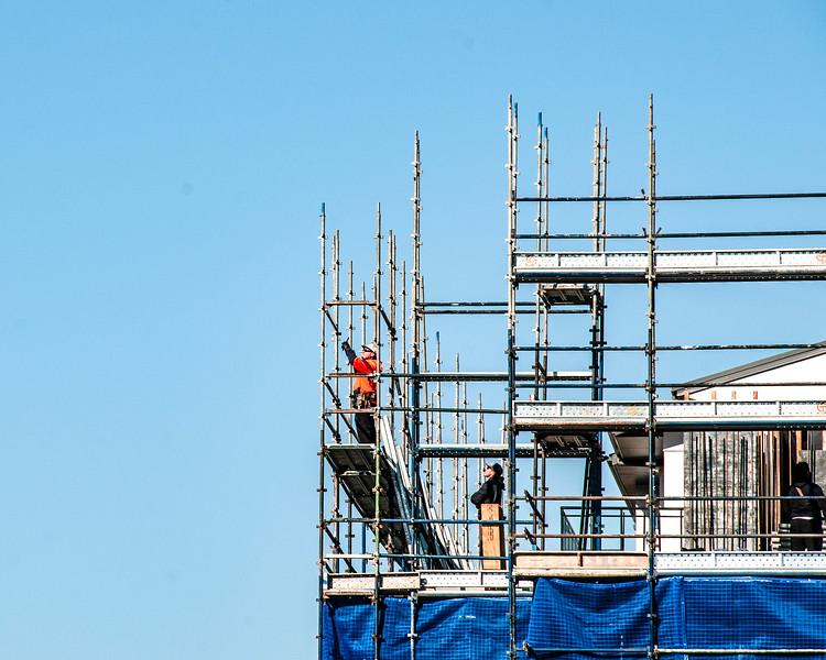 Building progress 112. At 47 Beane St. Gosford. August 2018.