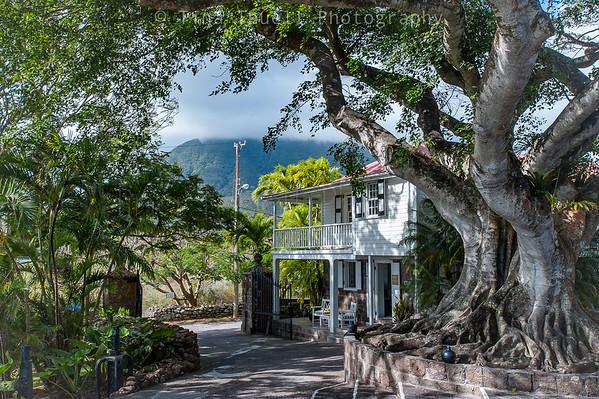 MONTPELIER Plantation Inn,  Nevis, West Indies