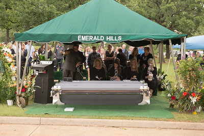 2016-05-14 Gieger Funeral