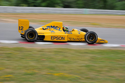 MASTERS HISTORIC FESTIVAL AT BRANDS HATCH 2011