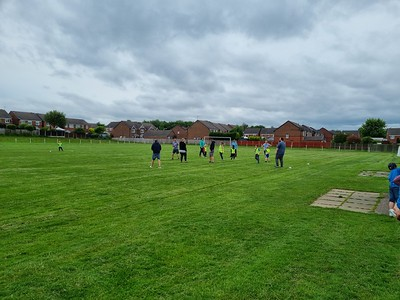 2021-06-18 Beavers & Cubs Father's Day Evening