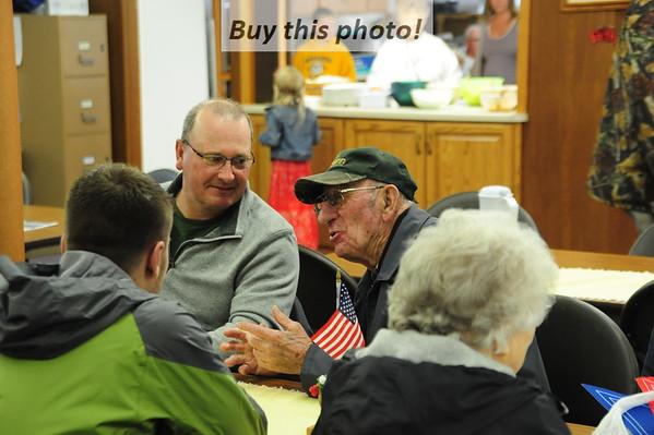 Big Grove Memorial Day dinner 05-27