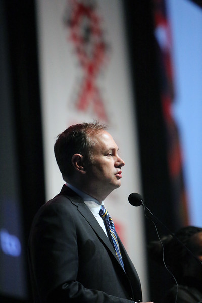 21st International AIDS Conference (AIDS 2016), Durban, South Africa. Rapporteur & Closing Session Friday 22nd July 2016 : Venue - Durban ICC - Session Room 1 Patrick Sullivan, Emory University, United States  Photo©International AIDS Society/Abhi Indrarajan