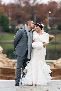 Christine & Alex Wedding