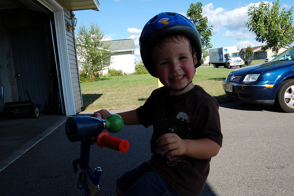 Parker August 2008