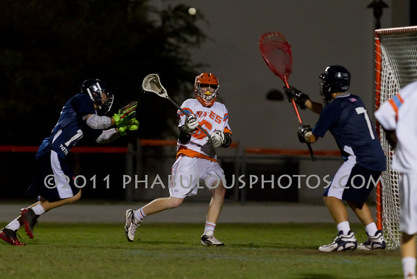Boone Varsity Lacrosse #6 - 2011
