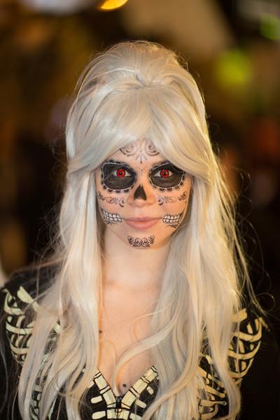 NYC Halloween Parade 2013