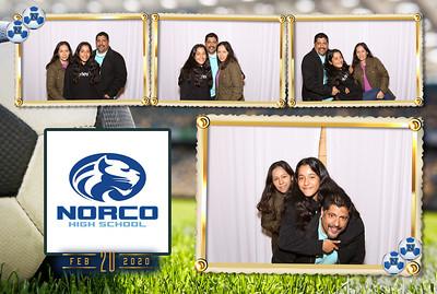 Norco HS Soccer Banquet