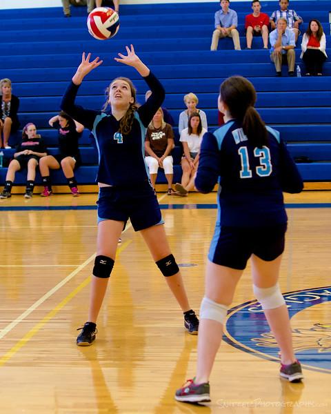 Willows academy  HS Volleyball 9-2014 15.jpg