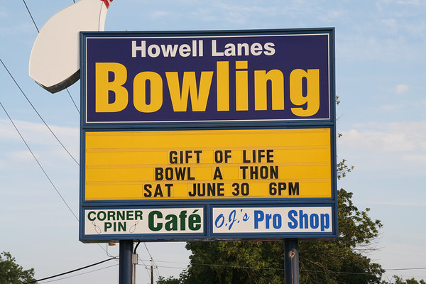 Gift of Life - Bowl A Thon 6-30-07